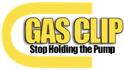 Gas Clip Pump Handle logo